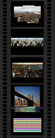 New York Photographic Works by Dennis Kohn