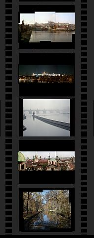 Photographic Works of Prague by Dennis Kohn